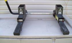 easy roller -5th wheel fits on top for a short box pickup.-$150.