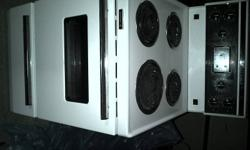 """24"""" Electric stove for sale, works perfect. I upgraded to gas so no need for this one. You would have to pick it up as I only have a small car. Email for details, thanks!"""
