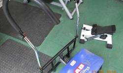 AB Twister exercise machine--older model in very good order plus . Super Speed Walker--great exercise machine Both for only $20!