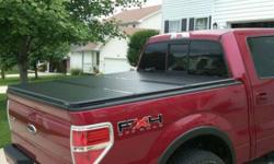 EXTANG Solid Fold Tonneau Cover #56650 Fits; 2007-2012 Chevy/Sierra, 6 1/2 ft box, NEW BODY STYLE, works without track system. (pictures will show tonno on a Ford) The Solid Fold tonneau cover is ultra strong, yet lightweight. Aircraft grade aluminum