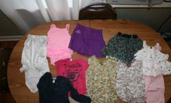 size 2-3 fall clothes. Childrens Place, Old Navy, Tangerine. Pants, shirts, sweaters, pjs skirts, bathing suit, lots of stuff. from a clean, smoke free home. feel free to call anytime, 9053731225. please check my other ads if you have time, thnks. Cobourg