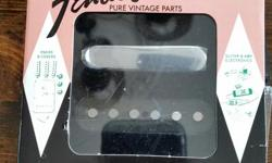 Set of new, in the box, Pure Vintage 58 Telecaster pickups.