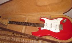 Excellent condition Squire Strat. Well taken care of. Don't use it enough now. $175