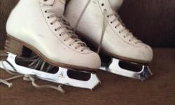 Size 4 Jackson freestyle figure skates