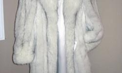 Luxurious Silver Fox Fur with a headband to keep your ears warm. Full pelts not pieces. Great Christmas gift for the love of your life. Cleaned, Hollanderized and stored. Over $3500 new sacrifice for final Christmas push at $500. Call 416-712-8096 for