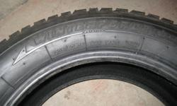 Only used for 1 and 1/2 winter seasons. Over 80% tread left. In great shape! Tires only. No Rims