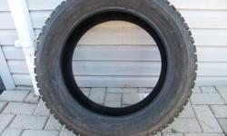 Four winter snow tires. Only used one season. 95% tread Tire size 225-55-17 Asking $475