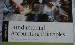 I am selling 4 books from Fleming's 1st semester business course. They are in great condition and are valued at over $500 Mathematics of Business and Finance (Mint Condition $70) Business Essentials (Great Condition $75) Fundamental Accounting Principals
