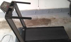 Selling a Keys Encore 1500 Treadmill. This is a solid and good quality machine. Works well, try it out before you buy it. Sold for 1800$ when new . Alot of info about this model online. Motor: 2.5 HP Weight Capacity: 250 lbs Incline: up to 12%