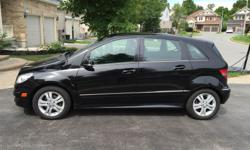 Make Mercedes-Benz Model 200 Year 2009 Colour Black kms 105000 Trans Automatic Excellent condition. All scheduled maintenance, including regular oil changes. Recently detailed, interior and exterior in excellent shape. Brand new all season tires. Price