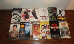 "Or $1 each (minimum purchase of 5 movies). **Check out my selection of vintage items and collectibles!** Click ""View seller's list"" in the user profile section of this ad. ----------- Price firm The Getaway, Steve McQueen / MacGraw Sister Act, Whoopie"