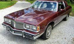 I have a 1981, 2dr Coupe, Pontiac Parisienne For Sale, has a rebuilt 305CI engine, 3spd Transmission, original mileage was almost 17000 when I got it, and had to rebuild it because of sitting for a very long period of time. PS,PB,PW,manual locks, AC(works