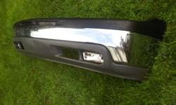 1999-2003 Chevy front bumper in good shape has fog lights but they are both missing lenses $120 obo. Thanks for looking.