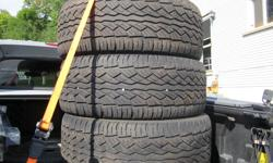 Falken Tires 6 Hole Chevy Rims P305/ 45 R 22 Excellent Condition Asking $600.00 Call Norm 705-779-3429