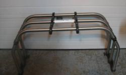 For sale Truck Bed extender.  Fits Ford F150 crew cab 2001 to 2003.  It keeps items from sliding to the front or inreases bed length by 1 1/2 feet.  It is in great shape.  Email for details.