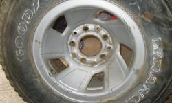Ford 1/2 ton rally wheel $45 Email or call any time 604 800 2104 (Kelowna)