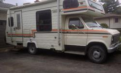 EXCELLENT CONDITION, AND ROAD WORTHY, RECENT CERTIFIED AND PROPANE SAFETY, JUST DID COMPLETE TUNE UP INCLUDED NEW DISTRIBUTER, AND ELECTRIC COMPONENTS, NOW GREAT GAS CONSUMPTION, BETTER ECONOMY... YOU WONT BE DISAPOINTED ... JUST WENT TO TIMMINS THIS PAST