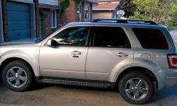 Make Ford Model Escape Year 2011 Colour Silver kms 180000 Trans Automatic he 2011 Ford Escape impresses the way it has for the last decade, as a nice-looking, smaller SUV ready to tackle small chores and fun trips without putting a major crimp in a gas,