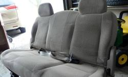 For sale, for a Ford Windstar or Freestar   bench seat for second or third row - $40 OR two captains seats for second row - $40 each or $60 both   tan color   This ad will be removed when sold