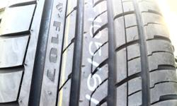 "Set of four Brand New 225 / 45 / 17 Rotalla F107 High performance ""W"" Rated all season Tires..   100% tread, never used or mounted !   Suitable tire size for - Honda Civic , Corolla , Subaru , Accord , Honda Fit , Focus , Fiesta, Kia Rondo , Kia spectra ,"