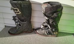 Size 7. Excellent condition. All buckles work.