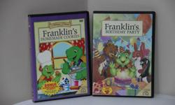 Titles * Birthday Party * Homemade Cookies Excellent condition - never handled by children.