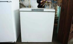 """Small Danby Freezer 9cu ft. See more at Street Flea Market in Smiths Falls """"Storewide Red Tag Sale"""" 40% off all in store merchandise"""