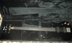 I have a 4 string fretless Ibanez Musician bass Hand Crafted in Japan. The serial # indicates that this instrument was manufactured in 1980. This bass is in mint condition. The bass has awesome action and plays like butter!!!!!!! This bass is excellent
