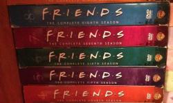 Selling Friends DVD Complete Series $60 OBO. Good condition.