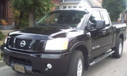Selling front grill off a 2008 nissan titan. $175 retail $306. If interested call (519)759-0878.
