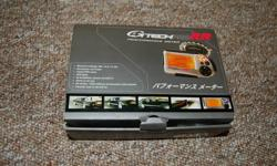 i have for sale a used G-TECH/Pro RR in great condition. Comes with everything you neesd paid 300 plus for it sell for $200 you can see it at this site for more info http://www.gtechpro.com/rr.html  705-796-7614