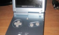 Still in perfect condition, it only has scrathes on the top, none on the screen. It comes the charger, a case and 2 games (Super Mario Land&Mortal Kombat) Please e-mail me if your intrested.