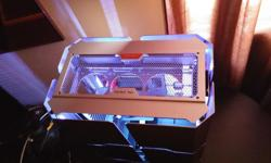 For Sale: In Win H-Tower 1x -Intel 4930K (w/ Swiftech Prestige) 1x -Asus RIVE (w/ Koolance blocks) 4x -4GB Gskill DDR3 RAM 2x -EVGA Titan X 12GB 2x -EK-FC copper/acetal 2x -EK backplate black 1x -EK-FC bridge Plexi 1x -Nvidia LED bridge 1x -Corsair