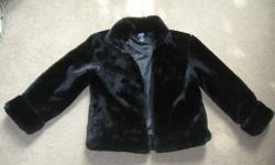 This coat was worn twice daughter had to many jackets. Its a size 10 , perfect for a fall or spring coat. 10.00 Firm