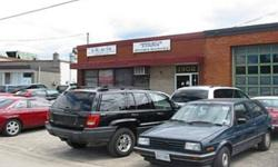 3890 sq.ft auto garage for repair or auto body. $ 4000 gross per month freesdanding,huge parking fully fenced.   TEL. 905-624-4807   Erik Turski, Broker of Record National Homestead Realty Inc,Brokerage