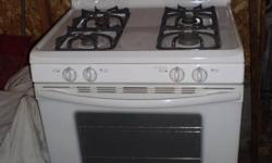 Hi  I have a 3 year old gas stove. Only used it for a year then moved into a new house. it has been sitting and we do not need it.. 500 or OBO  call 705-946-1576 Foy or Ashley