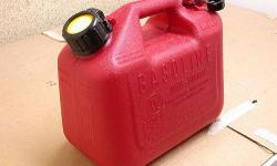 - vented Jerry Cans (2 different styles) - 1 Imperial Gallon Capacity (455 ml) - 1 available of each style; asking $10 each Please call Michael 613 228 0195