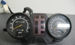 Gauge cluster for Suzuki GS400 used with small damage   $50.00   905 505 1630   Don't forget to check out my other ads.