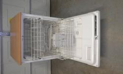 GE Portable Dishwasher for sale. Dishwasher still works. Selling the dishwasher as we now have a built-in with recent kitchen remodel.