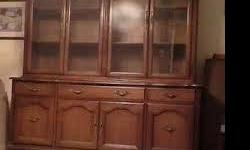 MUST SELL! MOVING OUT OF PROVINCE! NO REASONABLE OFFER REFUSED! SOLD AS SET! Beautiful solid cherry dining suite from the Chantilly Collection by Gibbard. This set is in great condition. It includes an oval table with 6 upholstered chairs, two being arm