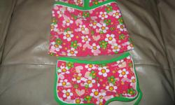 GIrls 12 month - 2piece bathing suit Brand - Athletic Works In new condition ONLY $10 Can meet in west end of ottawa (kanata) or pickup in Constance Bay
