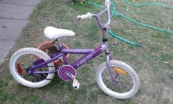Fine bike with pedal brakes. Pickup in kanata. check out my other ads too