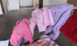 Sizes 12-18 and 18-24 months all in excellent shape smoke free home. $3.00 an outfit
