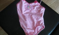 Girls DISNEY Princess 1piece bodysuit Size 5 Color - Pink $10 Can meet in west end of ottawa (kanata) or pickup in Constance Bay