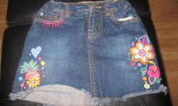Girls SKORT Size 6x/7 Childrens Place Jean Skort GREAT PRICE Can meet in west end of ottawa (kanata) or pickup in Constance Bay