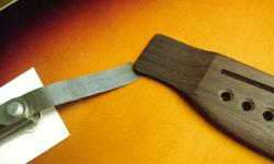 SergheiOne   Loose Bridges are one of the more common problems confronting owners of flattop acoustic guitars. Bridges are cracked, warped, loose or poorly positioned have a detrimental effect on your guitar?s intonation, tone, and playability.  They need