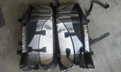 Vaughn icon pads for road hockey. Great, jut don't use them anymore.