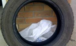 Goodyear Nordic Winter Tires (P205/55R16). Used. Only 1500km wear. Set of 4.