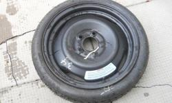 Goodyear Temporary Spare Tire - T125/70D16 - Brand New - I think it's for a Ford Lincoln - Best Offer