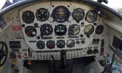 price above is in USD. This is your chance to own your very own warbird!! Nanchang based in Carp, Hangared, well maintained. Don't miss out. Stop flying spam cans! :) Extremely low time, very complete records, amazing airplane